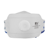 FFP2 - Handanhy 9322 Disposable Valved Healthcare Particulate Respirator Mask HY9322