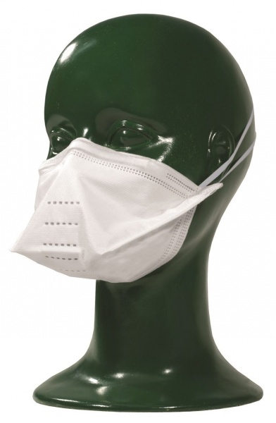 FFP2 - BV  Disposable Unvalved Healthcare Particulate Respirator Mask