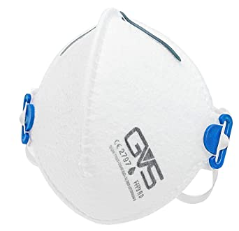 FFP3 - GVS Segre  REUSABLE Unvalved Healthcare Particulate Respirator Mask